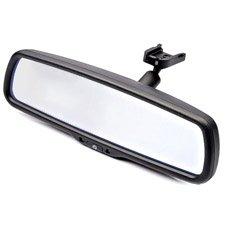 В зеркале заднего вида