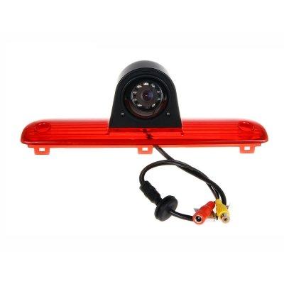 Камера заднего вида Citroen Jumper (2014-2021) в стоп сигнал