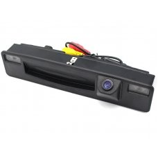 Камера заднего вида Форд Фокус 3 седан рестайлинг в ручке (2014-2020)
