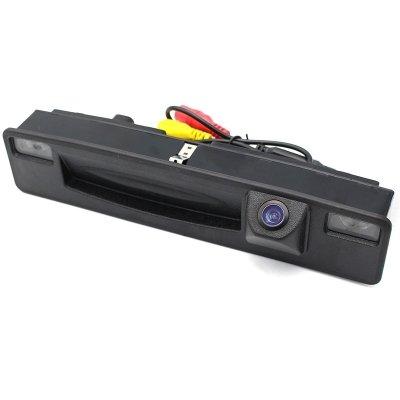 Камера заднего вида Форд Фокус 3 рестайлинг в ручке (2014-2020)