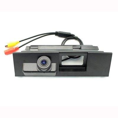 Камера заднего вида Ford Mondeo 5 в ручке багажника (2017-2020)