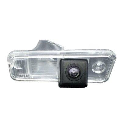 Камера заднего вида Hyundai Creta с динамической разметкой