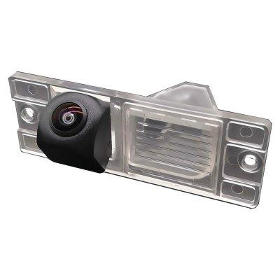 Камера заднего вида Мицубиси Паджеро 4 рестайлинг (2014 - 2020)