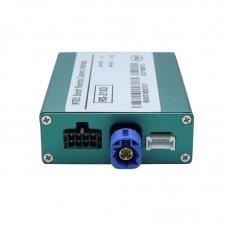 Видеоинтерфейс Mercedes NTG 5.0 для подключения передней камеры и камеры заднего вида