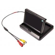 Раскладной автомобильный монитор 5 дюймов