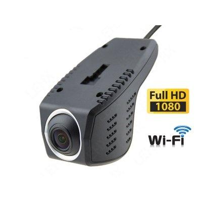 Видеорегистратор с WiFi без дисплея (скрытой установки)