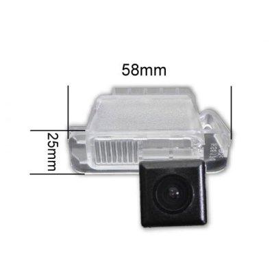 Камера заднего вида Ford Fiesta (Форд Фиеста)