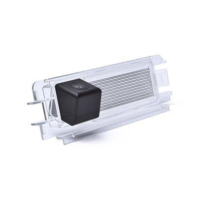Камера заднего вида на Рено Сандеро 2 (2013 - 2021)